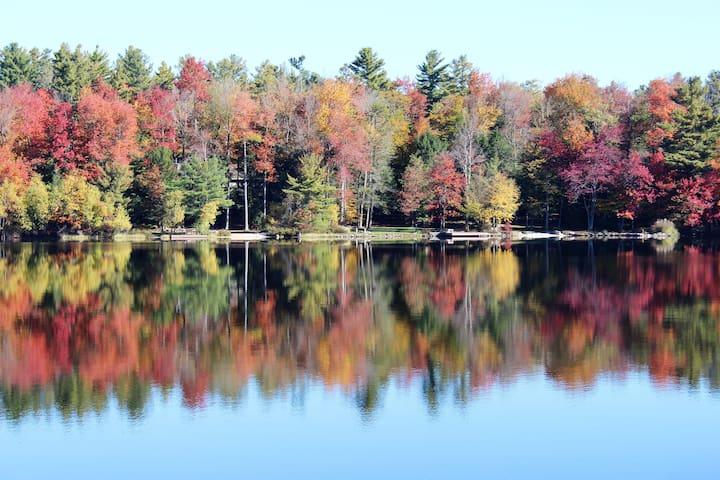 Guidebook for Lake Naomi Area