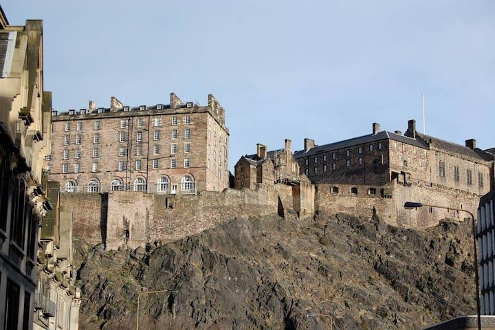 Guidebook for Edinburgh