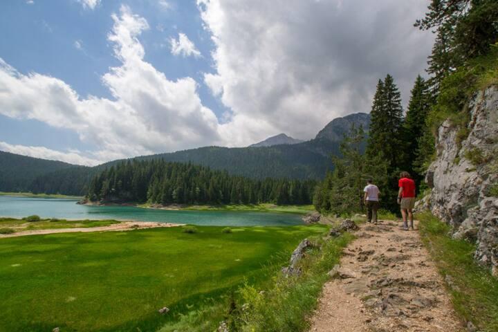 Black Lake National Park, Durmitor, Zabljak