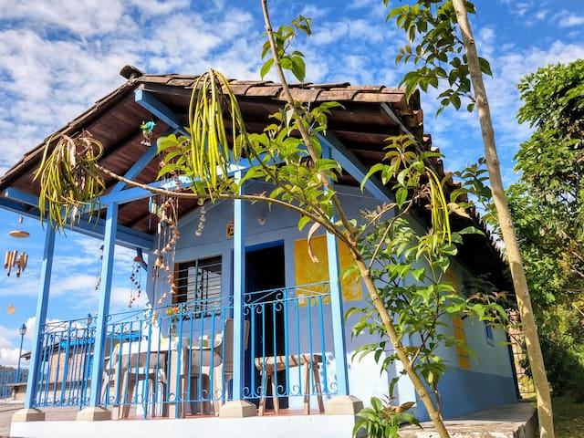 Lugares en Santa Elena cerca de la casita de campo