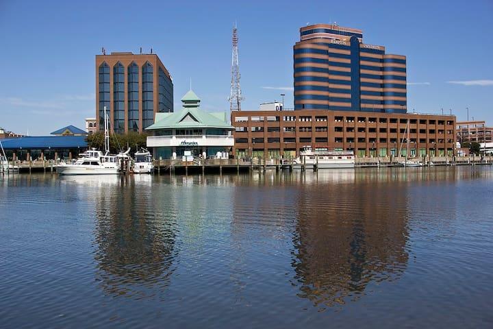 Downtown Hampton Guidebook