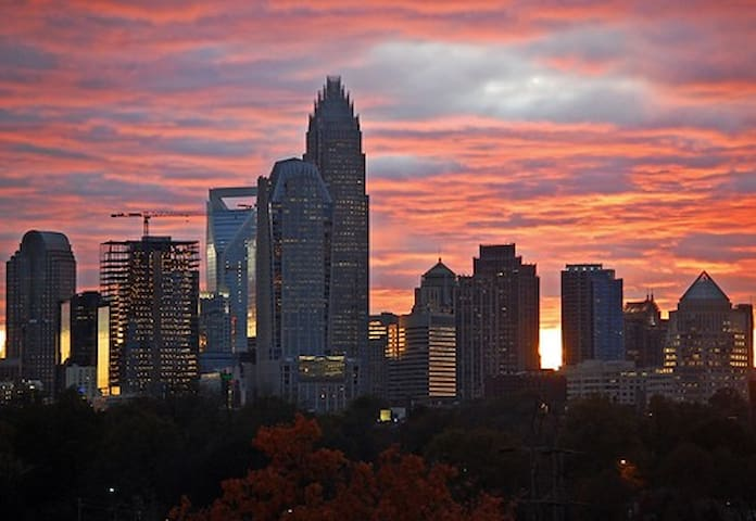 More to do Downtown Charlotte