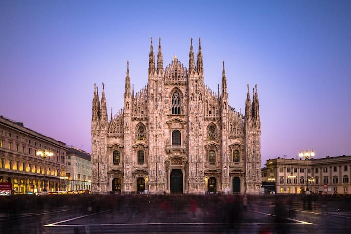 Guidebook for Milano