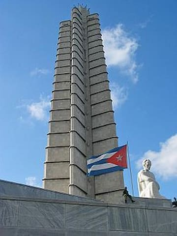 Guidebook for Plaza de la Revolucion, Vedado