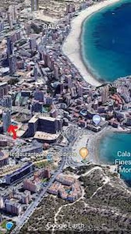 Guidebook for La Cala, Benidorm