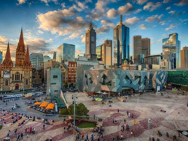 Guidebook for Melbourne