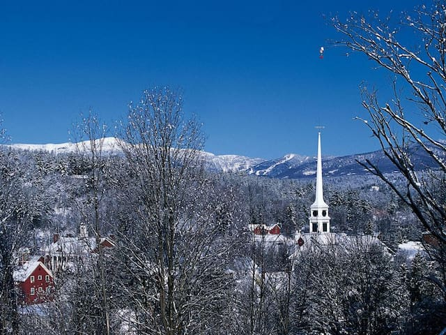 Guidebook Stowe VT, Winter & Spring