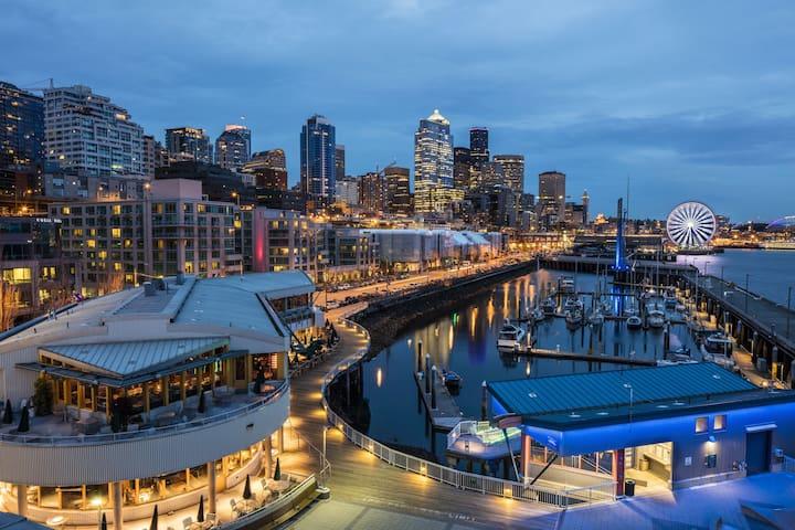 Team LaCooVs Seattle Guidebook
