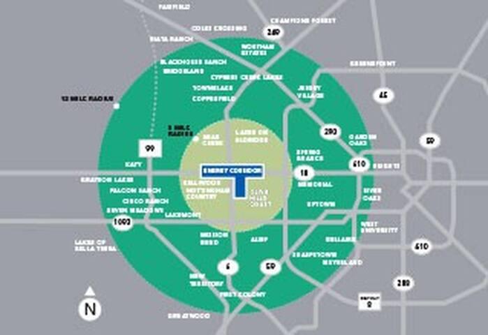 Cypress / Energy Corridor