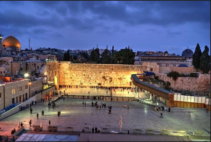 Best Location of Jerusalem