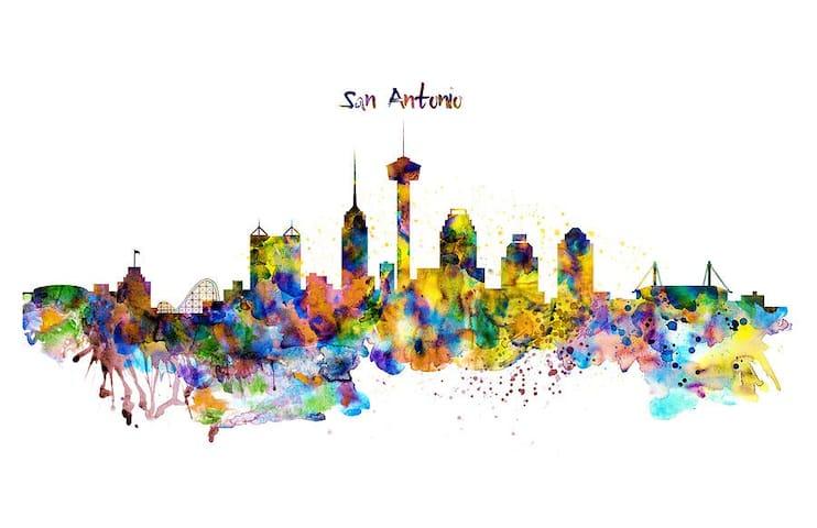Guidebook for San Antonio