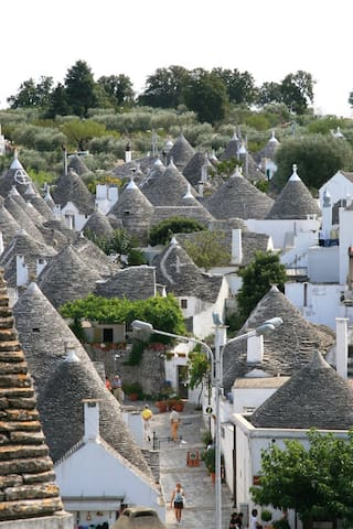 Guidebook for Alberobello