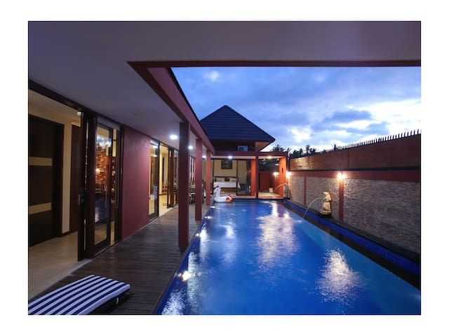 Dawn Light Villa, Lombok, Indonesia-Next Golf course & 3 Gillis Islands - North LombokGuidebook