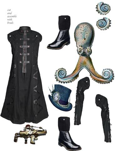 The Kraken Guidebook