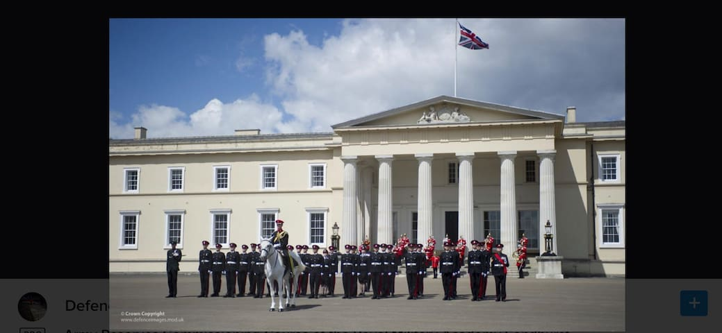Sandhurst Royal Military Academy RMA