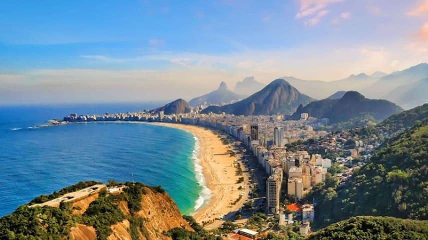 Guia turístico para o Rio de Janeiro