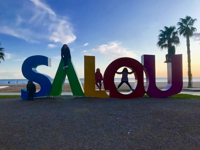 My Guidebook Salou