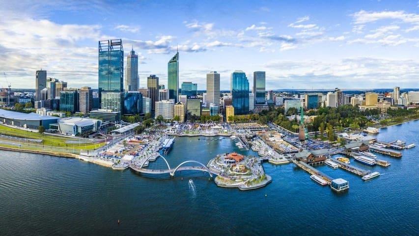Guidebook for Perth