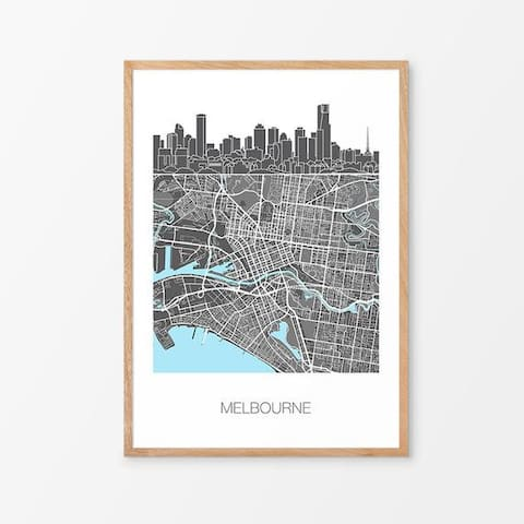 Melbourne CBD guidebook