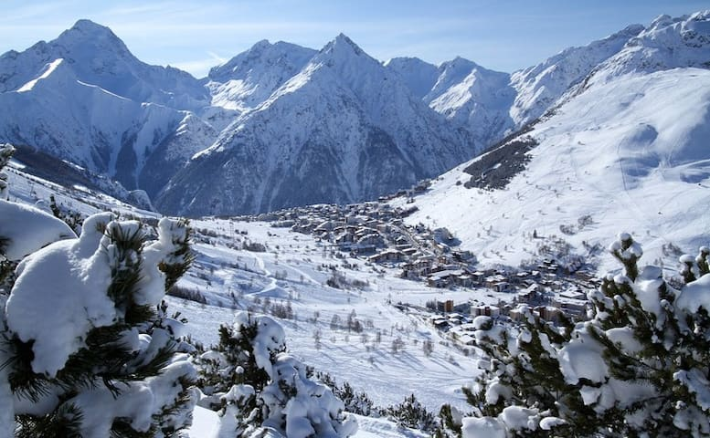 Guidebook for Les Deux Alpes