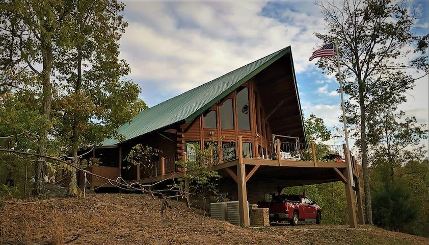 Pelham Pointe Mountaintop Cabin Guidebook