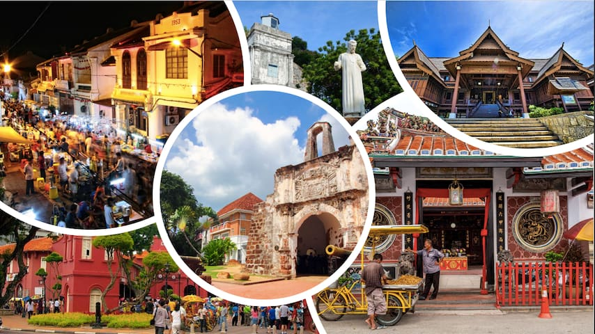 马六甲 游玩 Top 10 places that you should visit in Melaka 🗺 by the FC SHelter