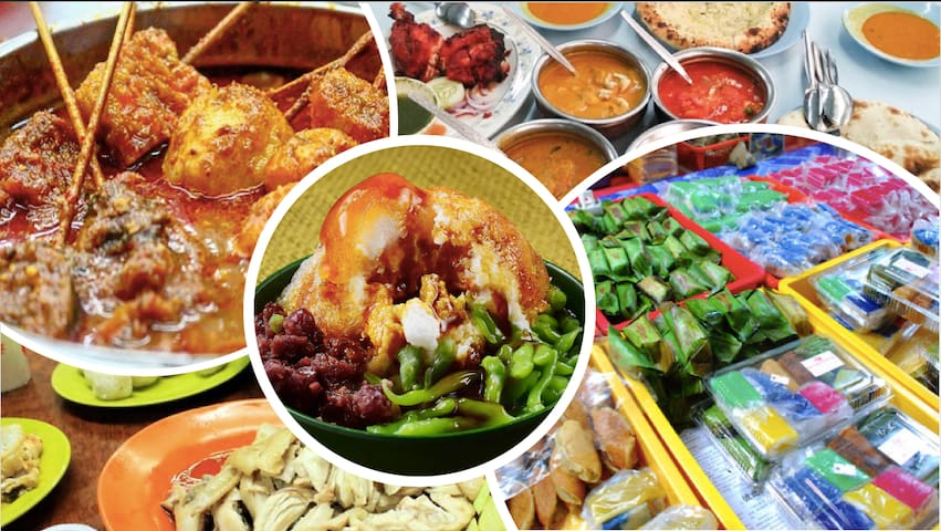 Malacca 马六甲 美食 Must try food 😋😍 - the FC SHelter