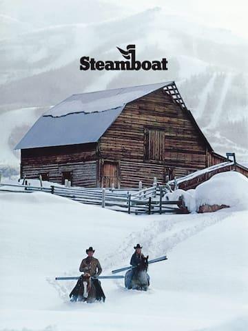 Guidebook for Steamboat Springs