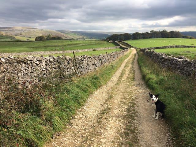 Sarah's Yorkshire Dales Guidebook