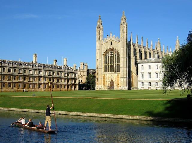Guidebook for Cambridge