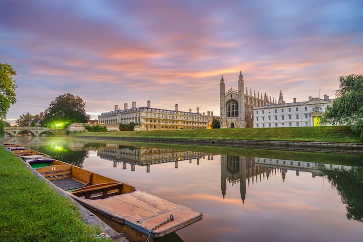 Our Guidebook for Your Stay in Cambridge