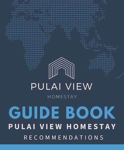 Pulai View Homestay guidebook
