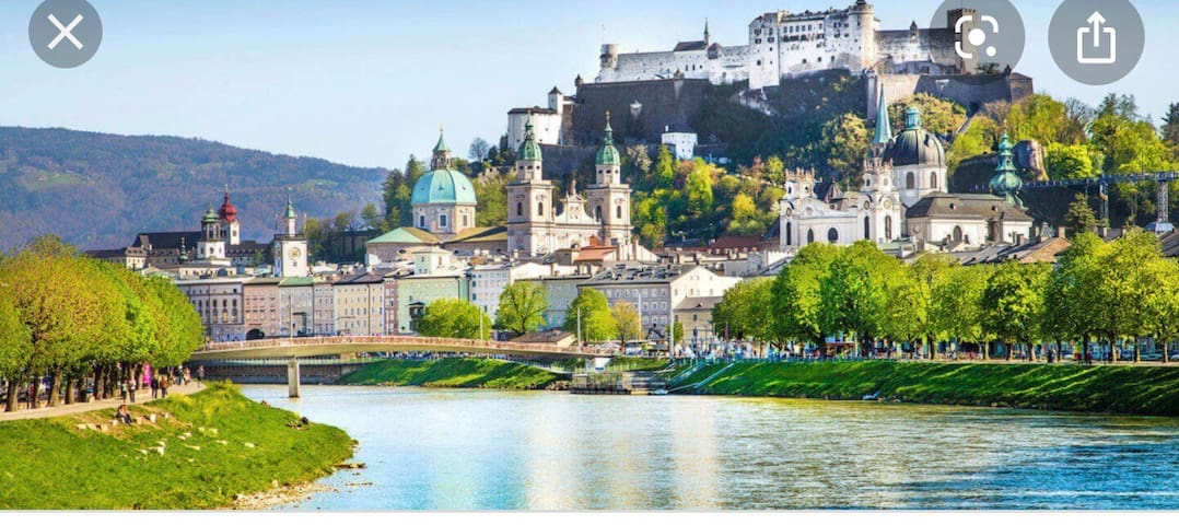 Salzburg Tourist Info