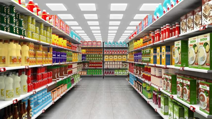 Dónde comprar? Supermercados