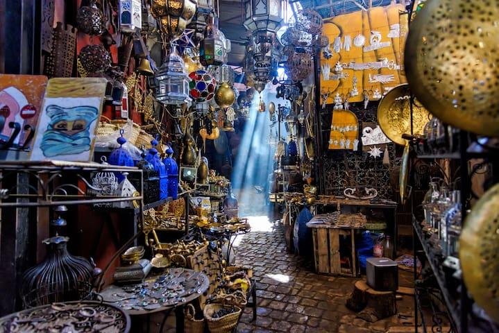 Notre guide de survie à Marrakech