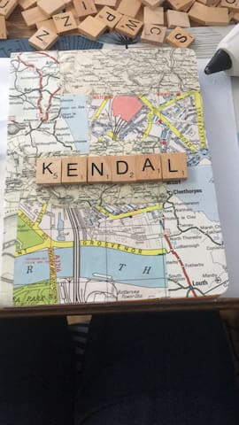 Guidebook for Kendal