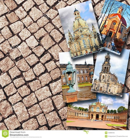 Guidebook for Dresden
