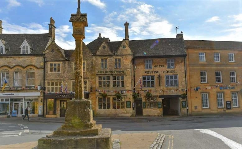 Guidebook for Stow-on-the-Wold