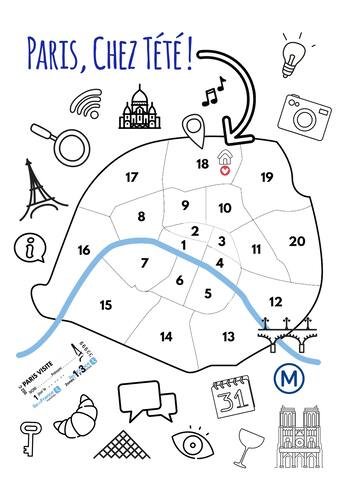 Guide chez Tété - créé par Marie