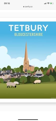 Guidebook for Tetbury
