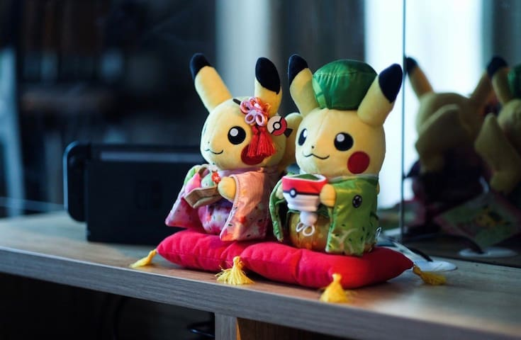 Guidebook for Luxury Pikachu Apartment