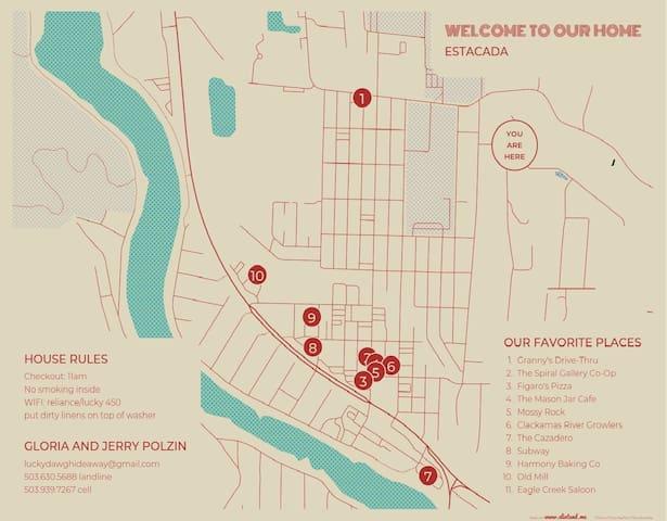 Estacada Neighborhood Guidebook