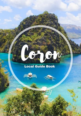 Coron Local Guide Book