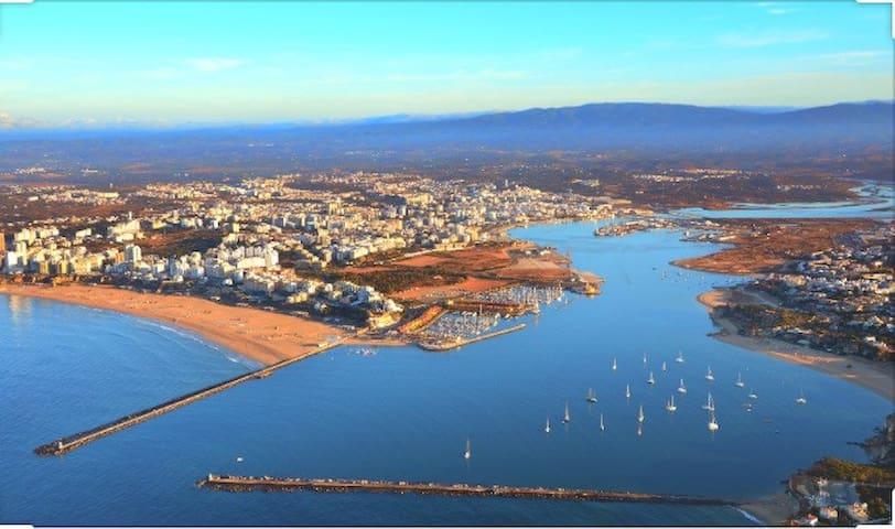 Sítios que podem visitar em Portimão e seus arredores