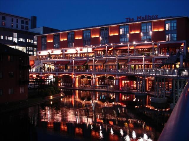 Ciaran's Guide to Birmingham