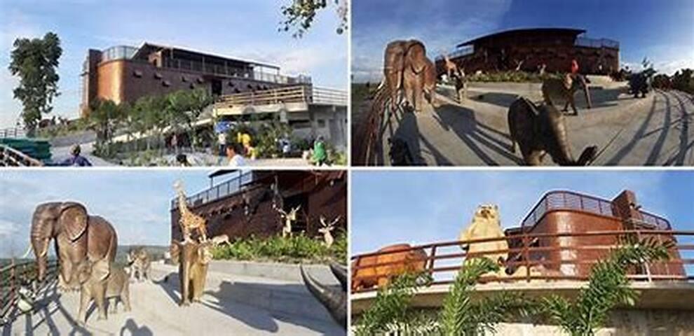 Noah's Ark....Amaya View,Theme Park in Cagayan de oro city,Philippines