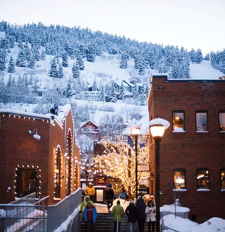 Don't Be A Tourist in Park City