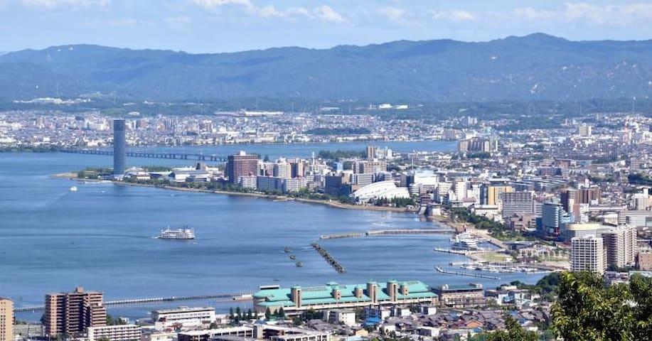 Otsu tourist spots