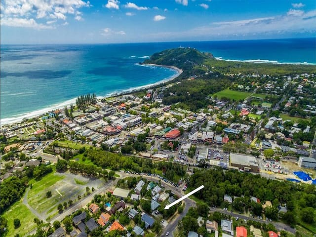 Guidebook for Byron Bay