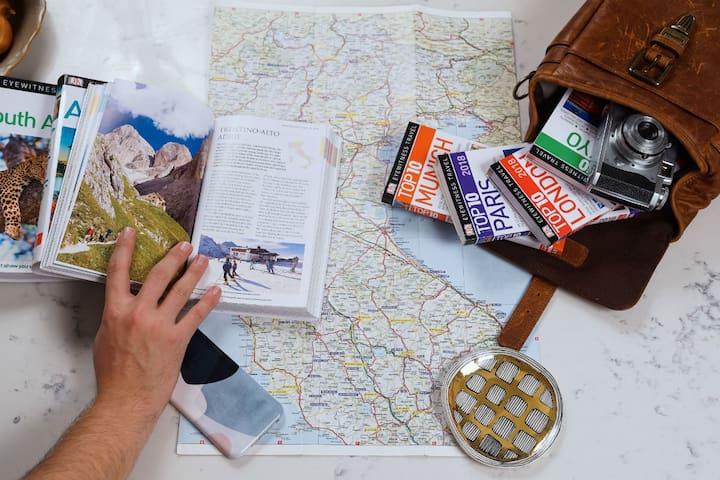 Kristen's guidebook